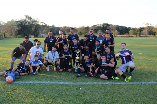 Final do 7º Campeonato Rural